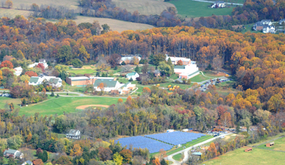 The New Upper School Building and The SSFS Community