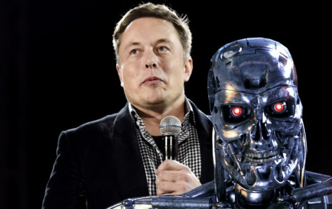 Elon Musk vs. The Terminator
