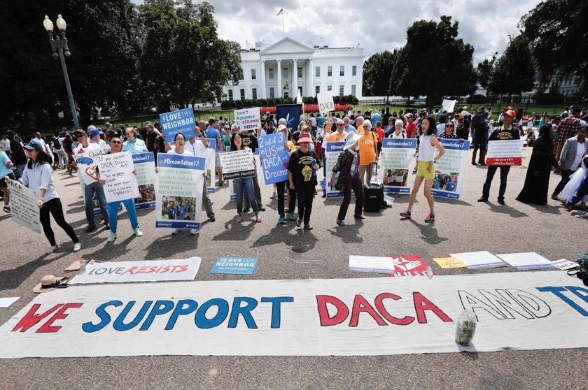 DACA and Undocumented Immigrants