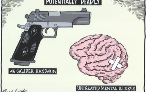The Jump in Shootings and Violence and its Relation to Mental Illness
