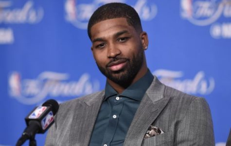 Tristan Thompson's Career Up In Flames