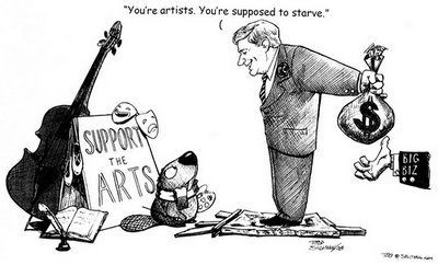 "The ""Starving Artist"" Dilemma"