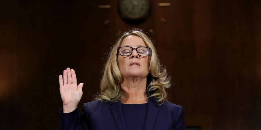 Her Story is Fake. My Voice is Shrill. He's a Supreme Court Justice.