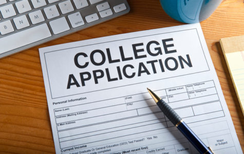 College Applications: Then and Now