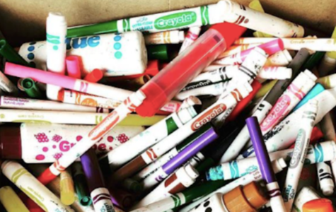 Crayola ColorCycle Project: Don't Throw Away Your Markers!