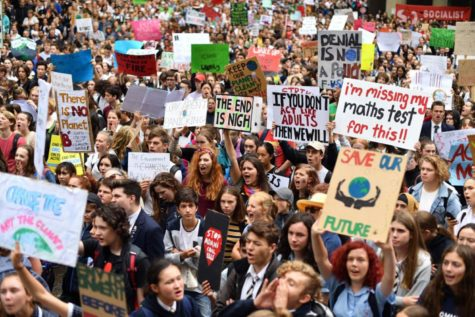 The Climate Strike in Less Than 850 Words