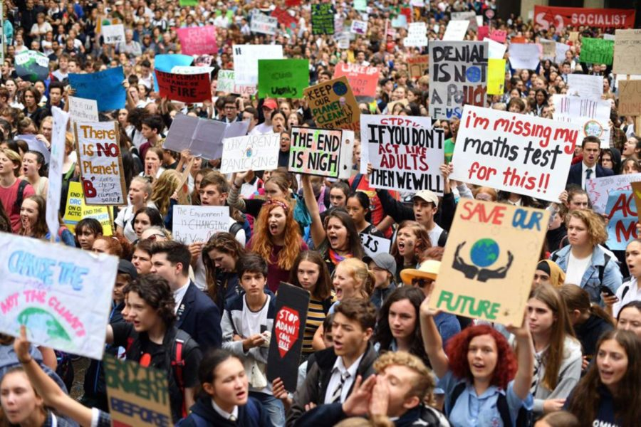 Youth Point of View on Climate Change
