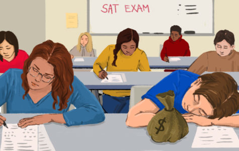 The SAT: Modern Institutionalized Oppression