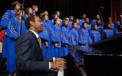 Morgan State University Choir Visits SSFS