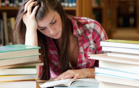 How Does School Affect Teenagers' Stress Levels?