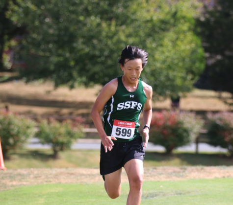 Running from Isolation – How SSFS Track Athletes are Staying Fit