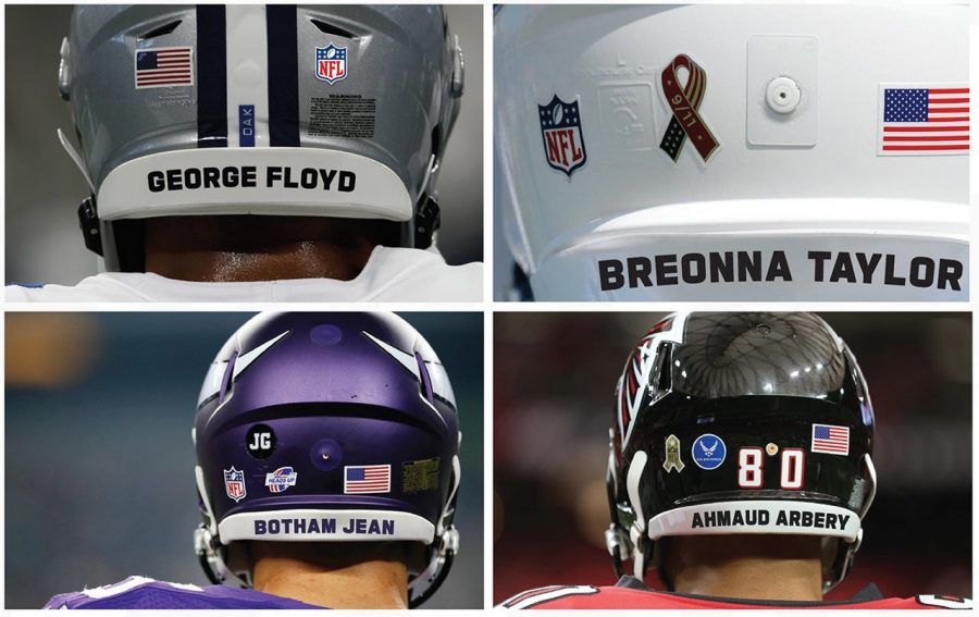 Is the NFL helping the fight against Racism?