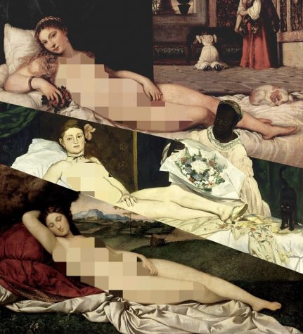 Venus, Olympia: The Female Form in Modern Art
