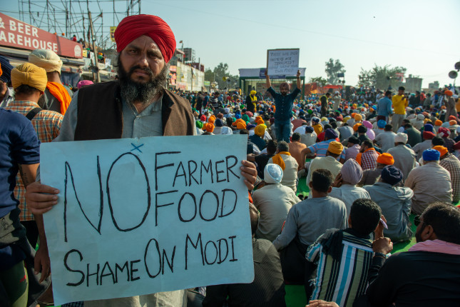 Why Are Farmers in India Protesting?